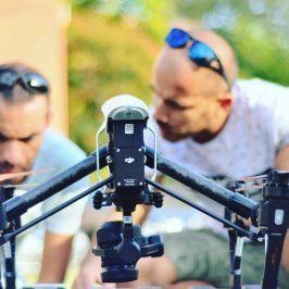 Заснемане с дрон в Бургас и региона